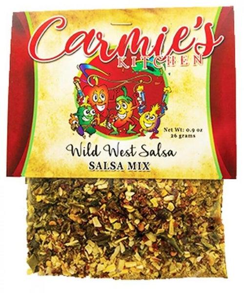 Wild West Salsa Mix