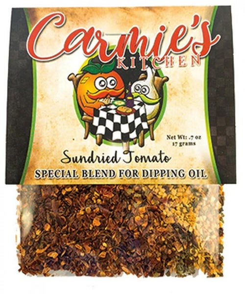 Sundried Tomato Dipping Oil Mix