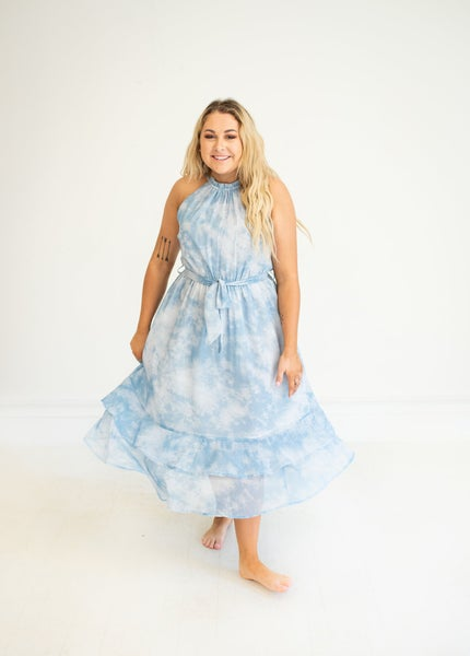 Dancing in the Clouds Dress
