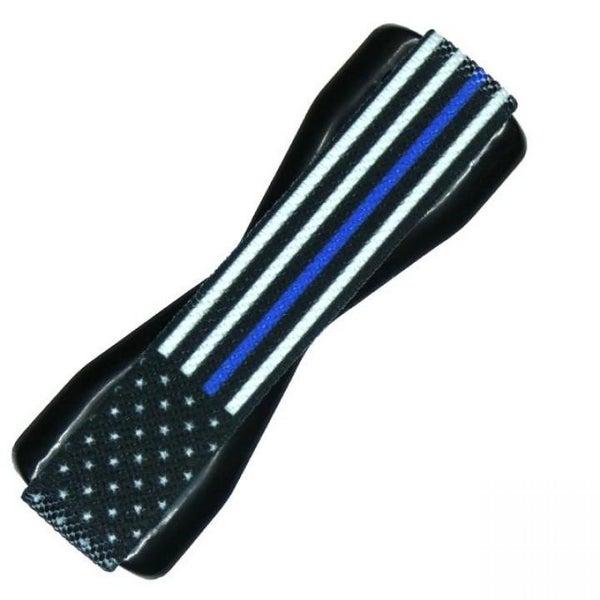 Universal Thin Blue Line Flag Phone Grip