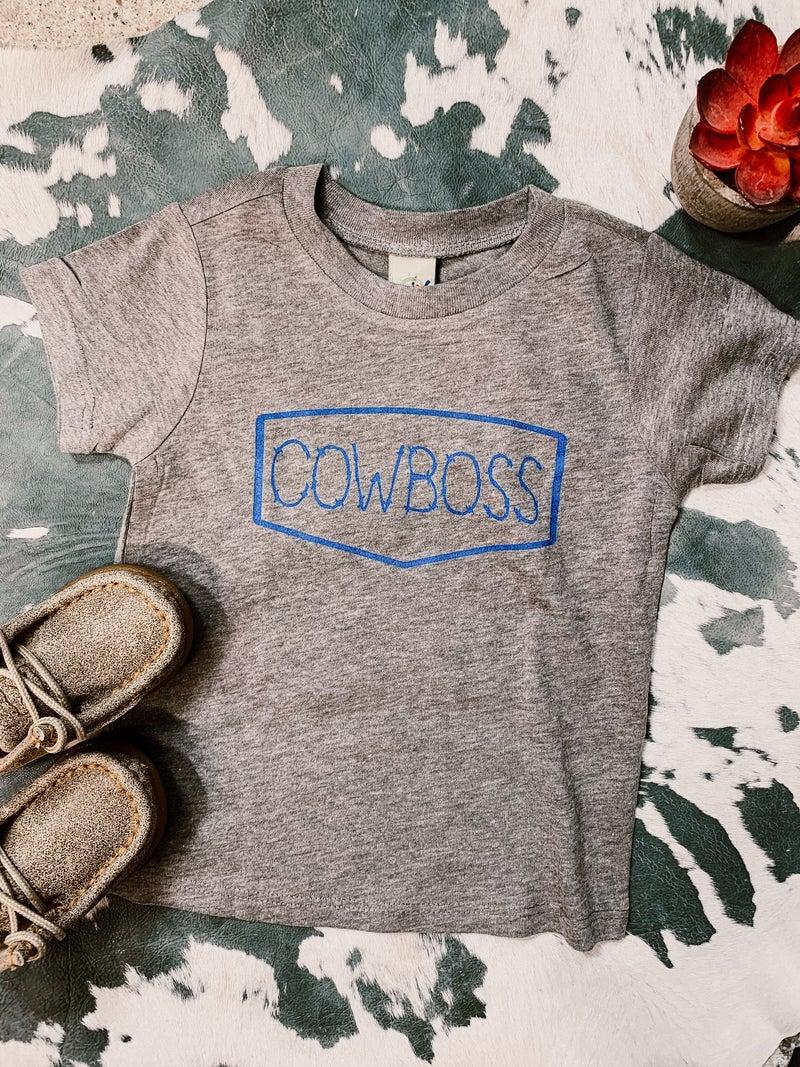 Cowboss Tee