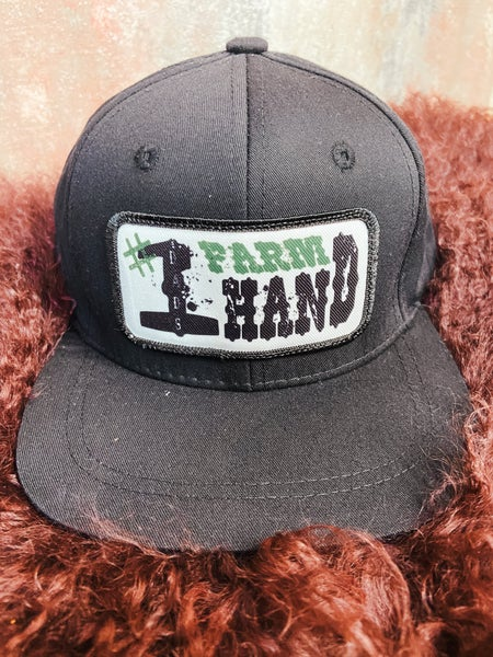 Dad's Farmhand Hat