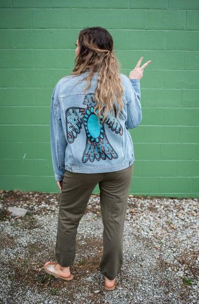 Free Bird Denim Jacket