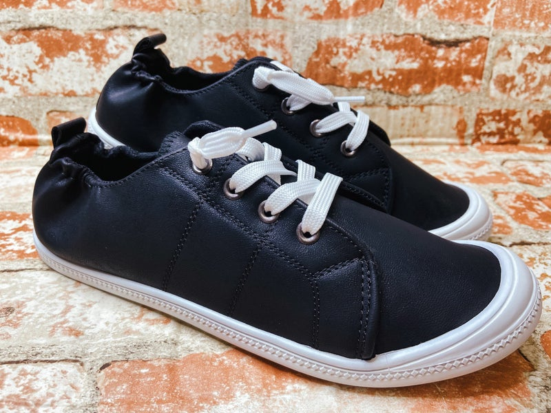 Lace Up Sneaker