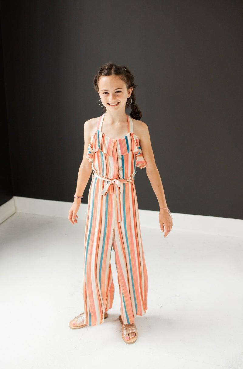 Child Striped Jumper