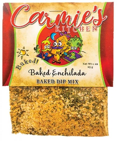 Baked Enchilada Baked Dip Mix