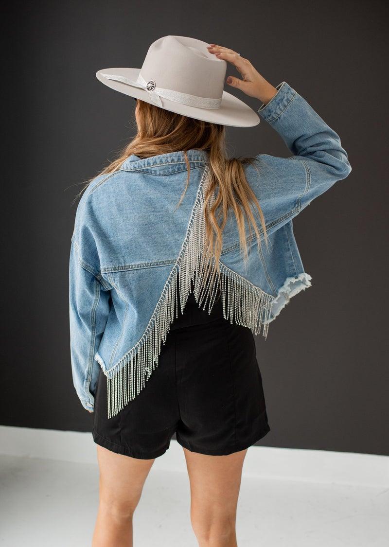 Black Back Zipper Shorts