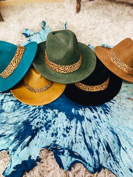 Wool Brim Hat