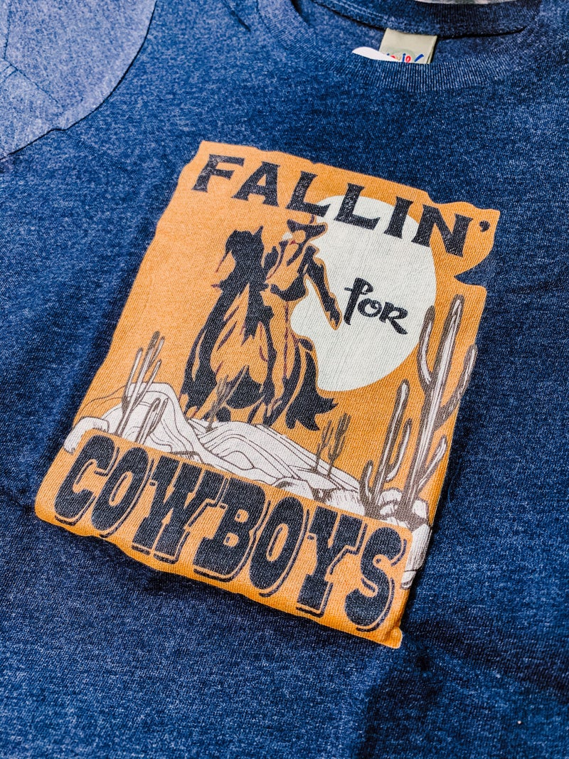 Fallin' for Cowboys
