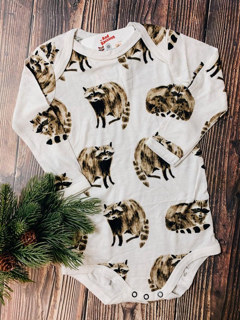 Bamboo Raccoon
