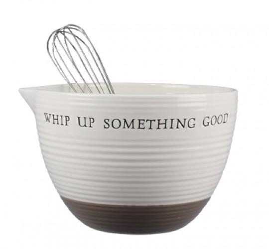 'Whip Up Something Good' Bowl
