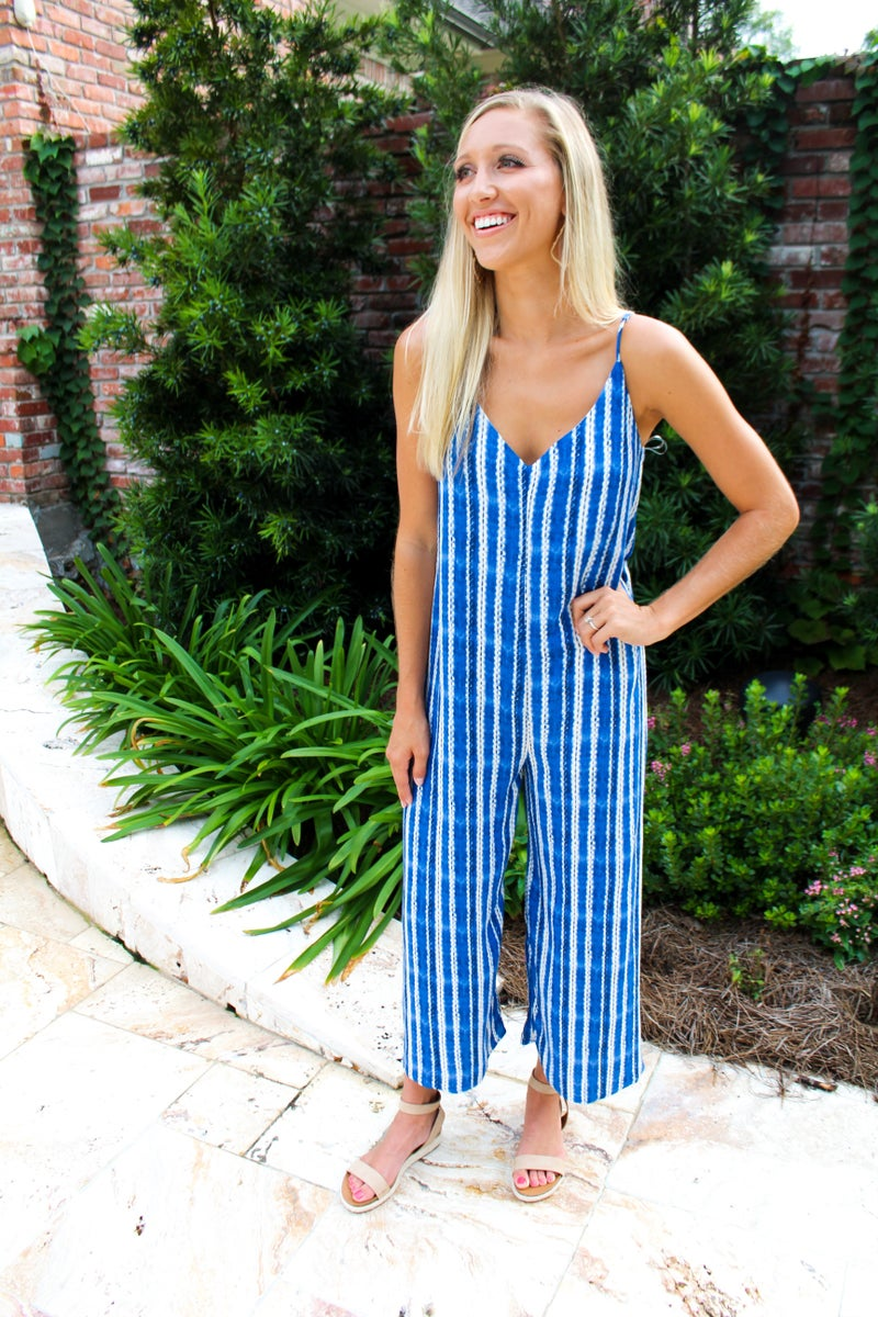 Feel the Waves Jumpsuit