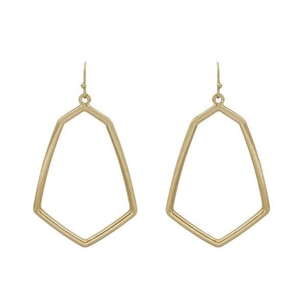 The Geometric Earring
