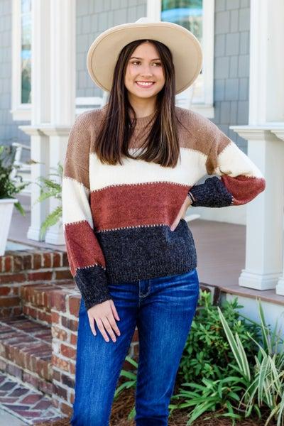 She's So Fancy Sweater