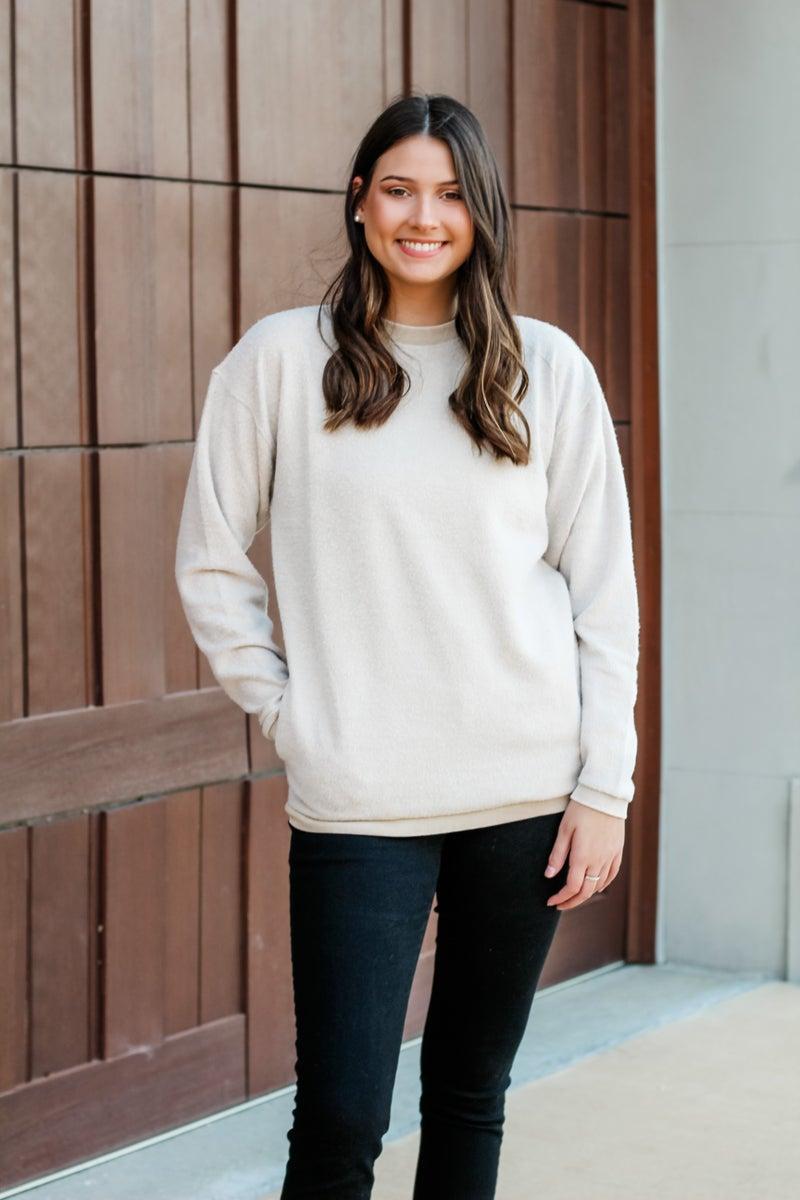 Much Needed Sweatshirt *FINAL SALE*