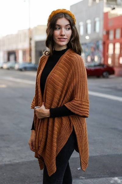 Fall Nights Cardigan