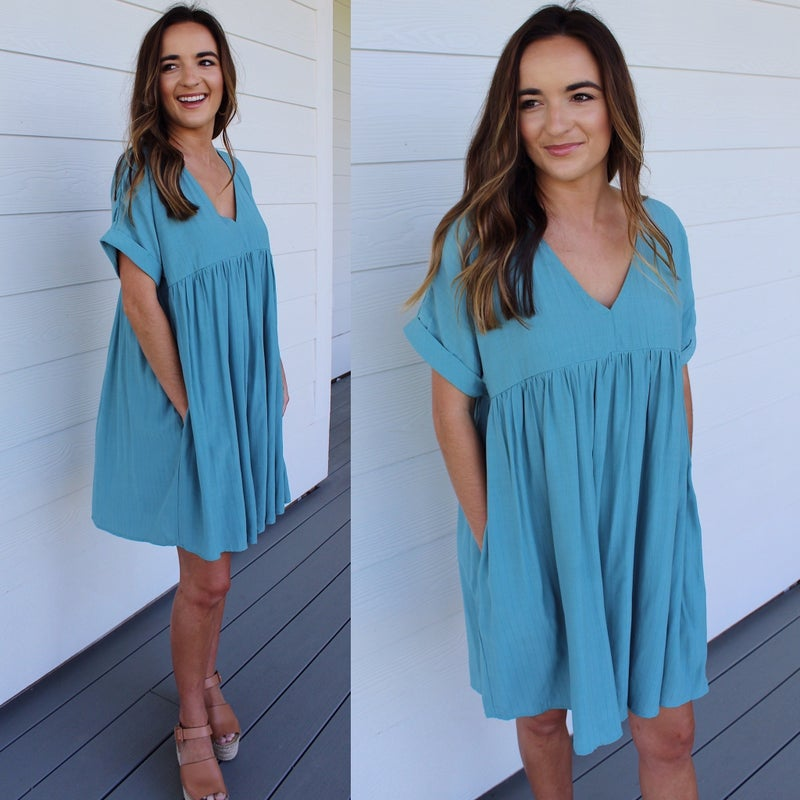 Walk the Boardwalk Dress