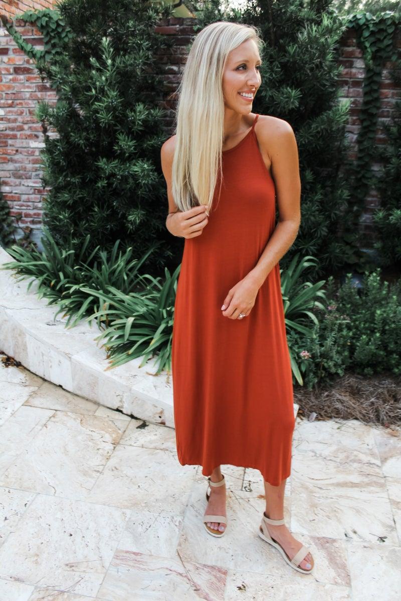 Midi Love Dress