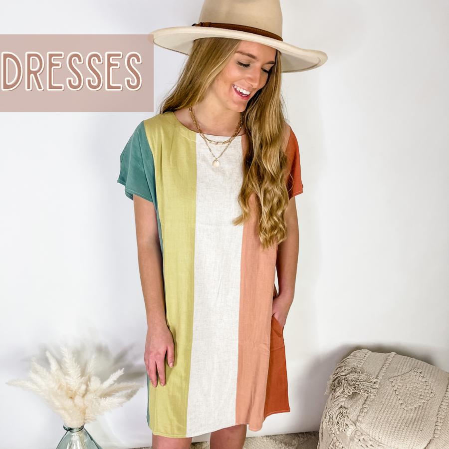 Dress + Jumpsuits