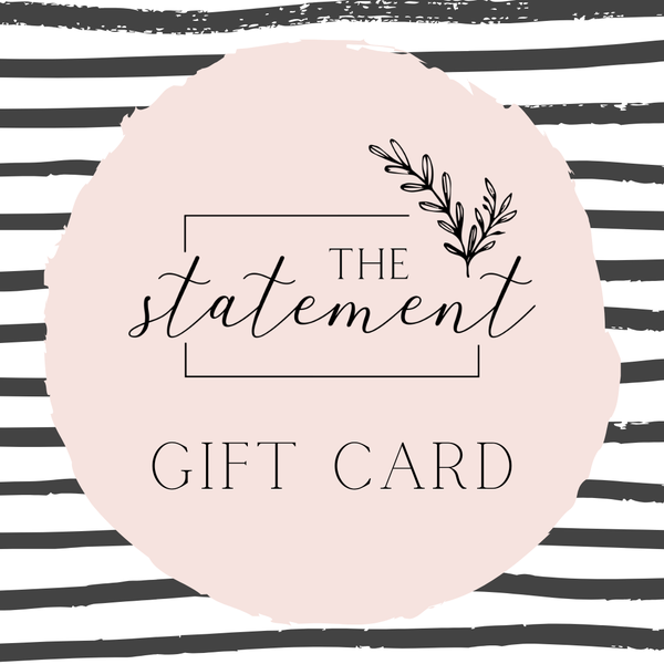 $10 The Statement Gift Card