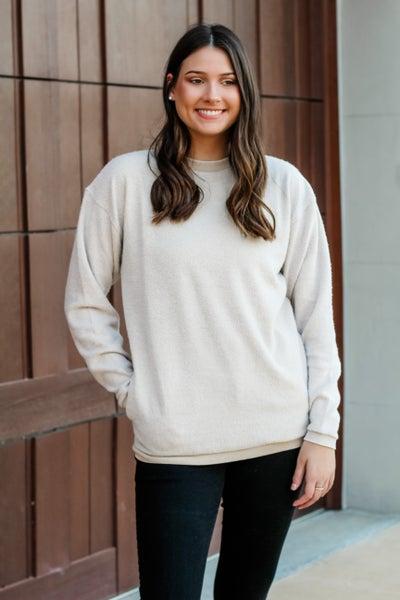 Much Needed Sweatshirt