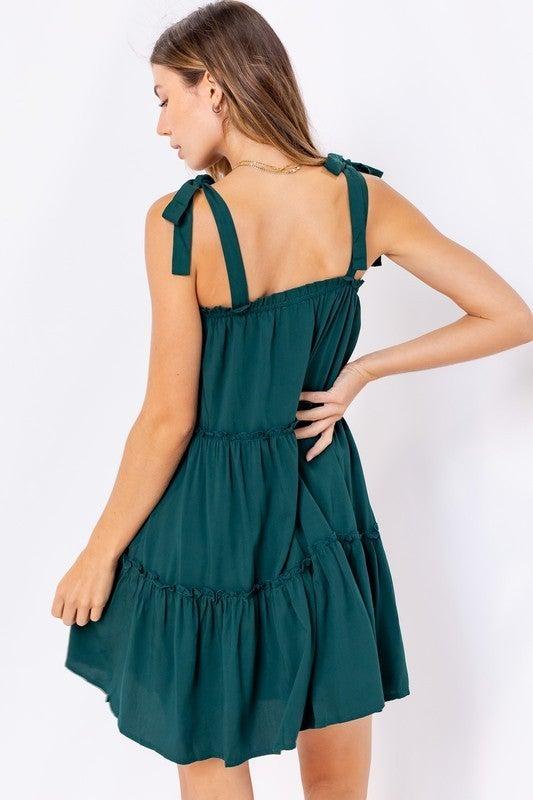 Falling Into You Dress
