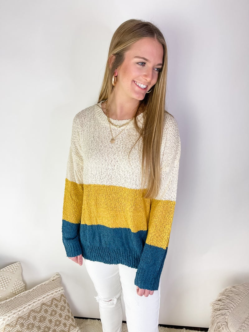 Main Event Sweater