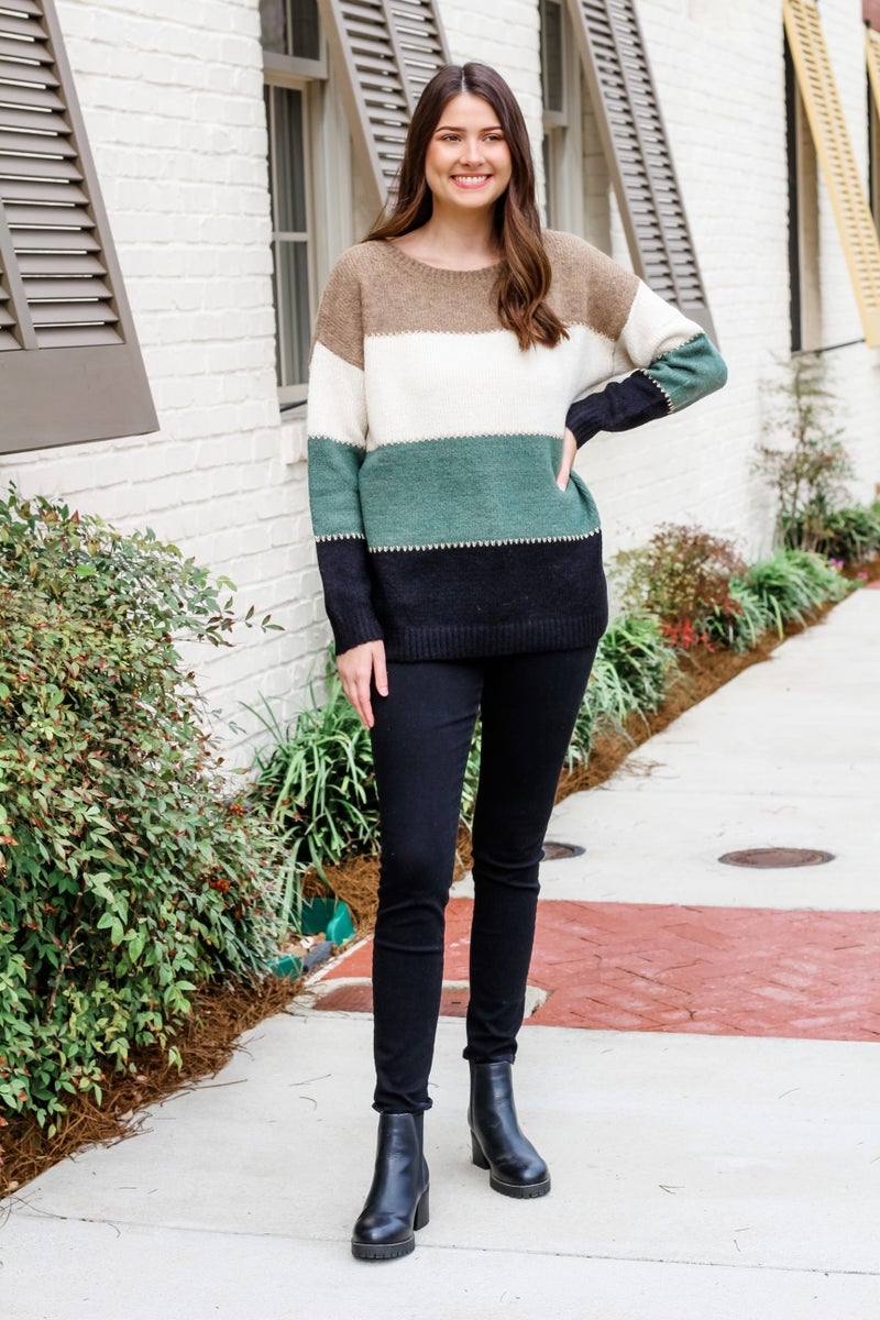 Like You a Latte Sweater