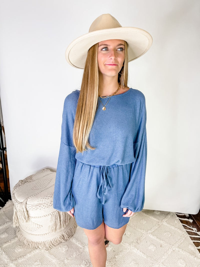 Easy Breezy Romper