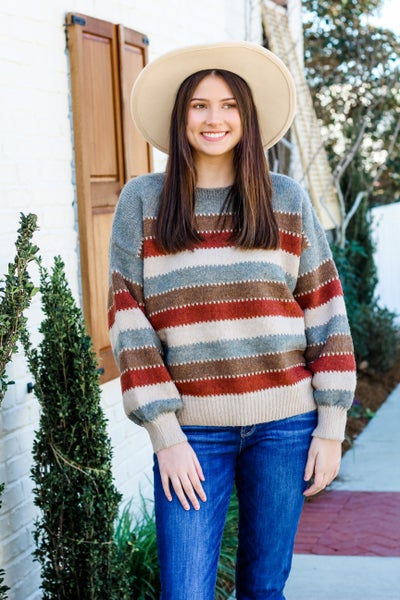 Happy Everything Sweater