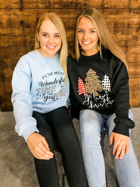 Very Merry Christmas Sweatshirt