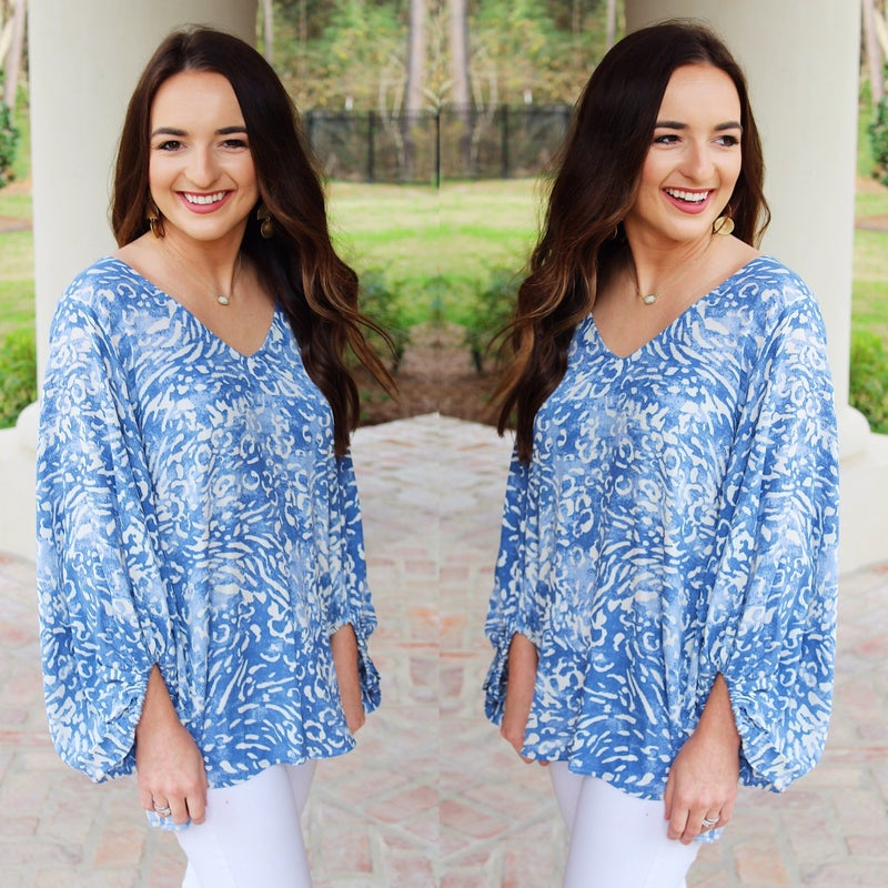 Wild About You Top *FINAL SALE*