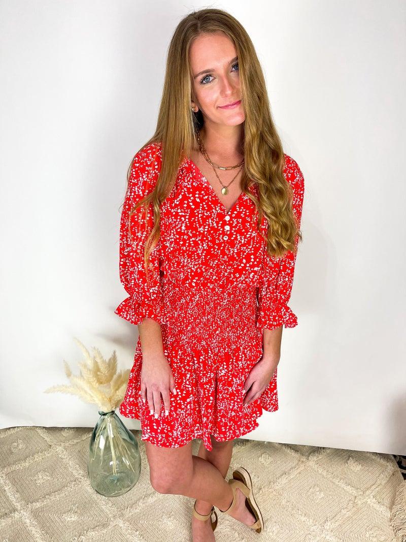 All Summer Long Dress