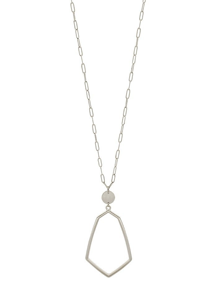 The Geometric Long Necklace