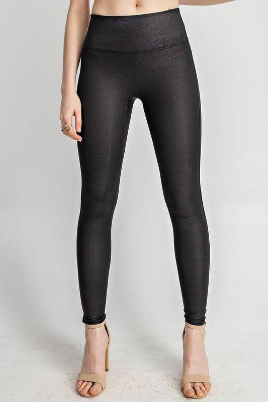 Tara Leather Leggings *FINAL SALE*