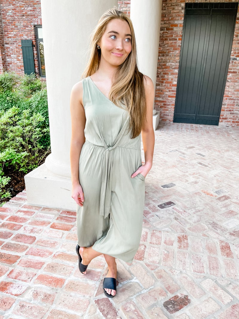 Calm & Collected Jumpsuit