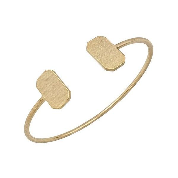 Rectangle Cuff Bracelet