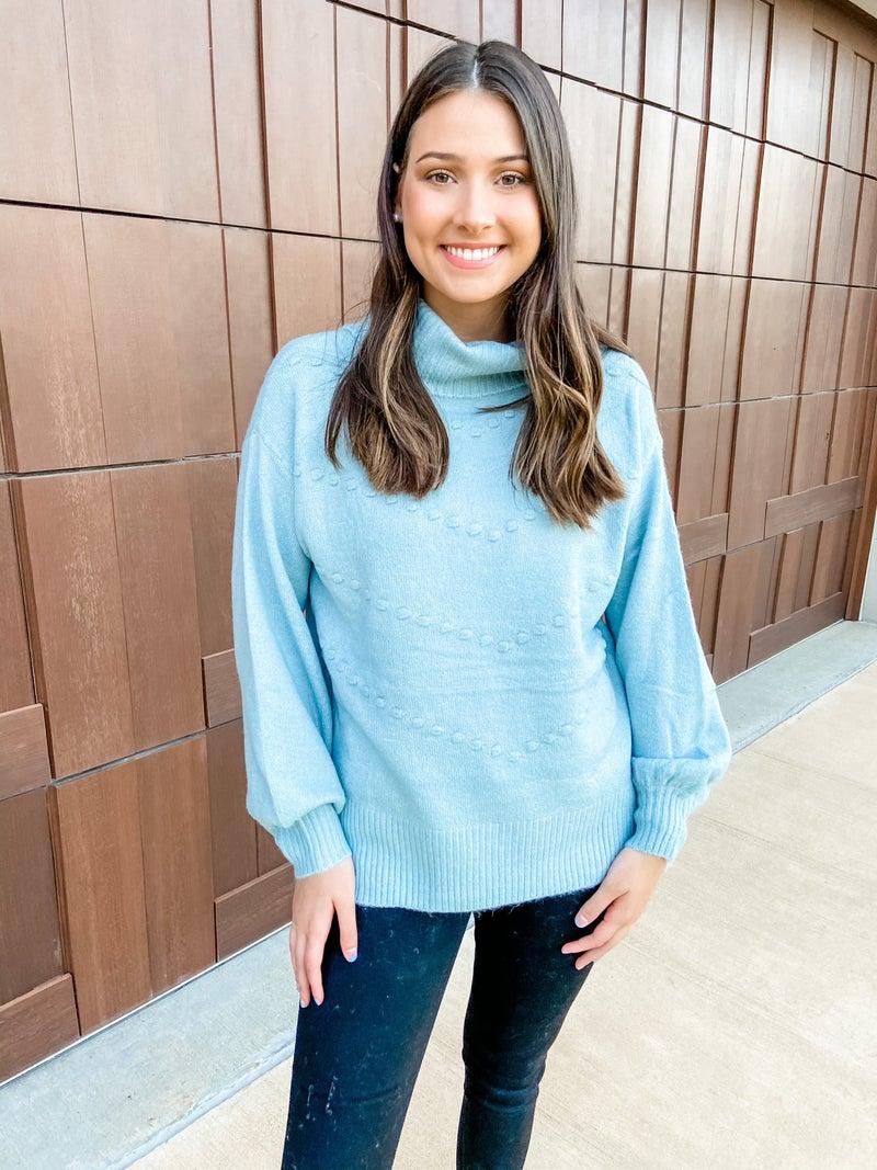 Snuggled Up Sweater