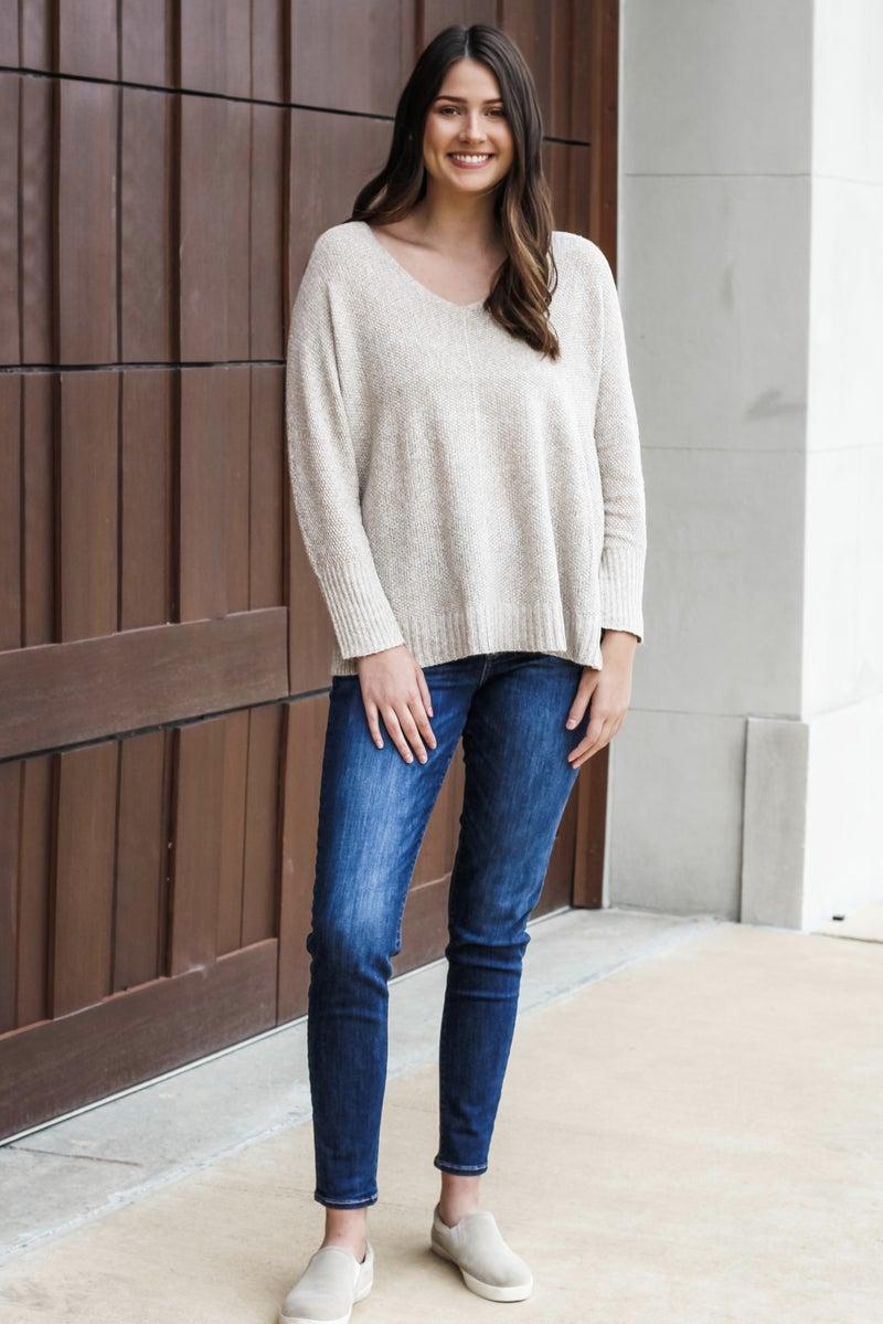 Golden Hour Sweater