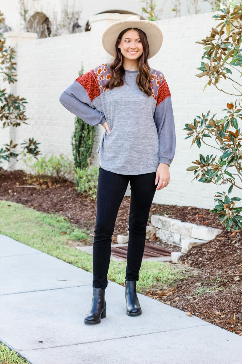 Flavors of Fall Top