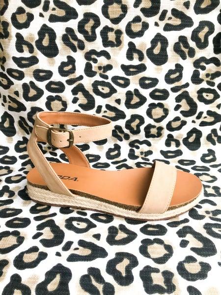 Walk this Way Sandals