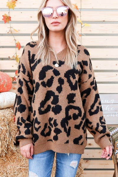 The Cassie Sweater
