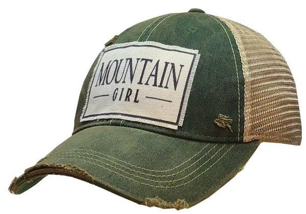 """Green """" Mountain Girl"""""""