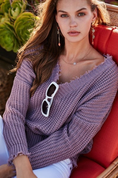 The Hailey Sweater