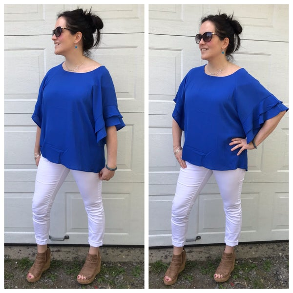 Judy Blue White Mid Rise Skinny Jeans *Final Sale*