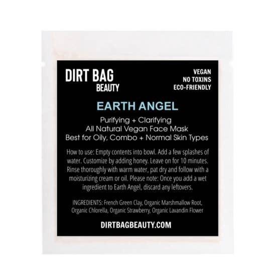 "Dirt Bag Beauty ""Earth Angel"" Vegan Facial Mask"