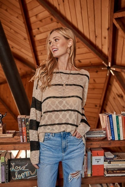 The Nellie Sweater