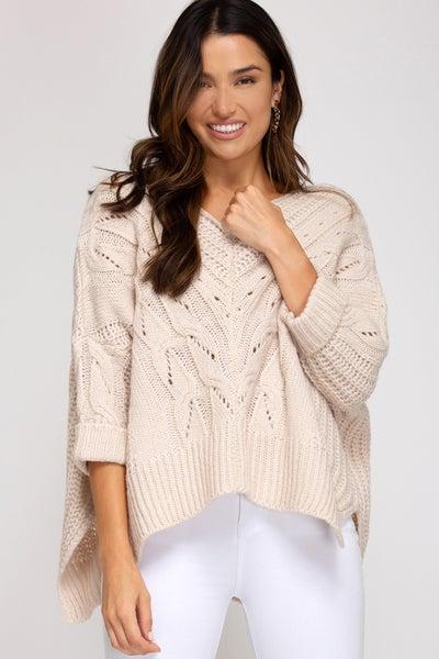 The Nova Sweater