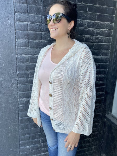 The Natalie Sweater