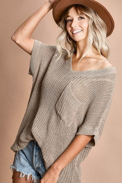 The Emersyn Top (multiple colors)
